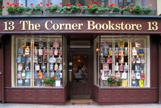 The Corner Bookstore