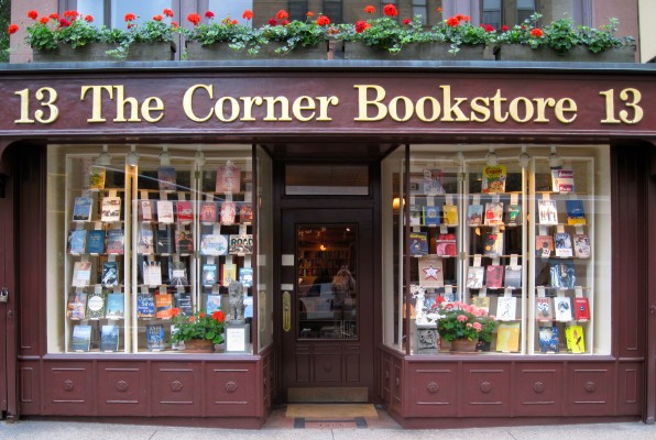 The Corner Bookstore NYC