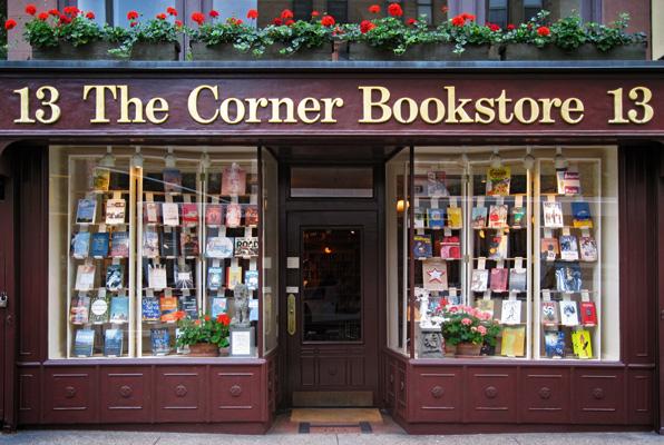 The Corner Bookstore